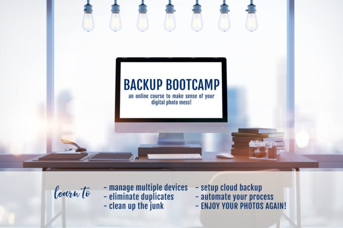 Backup Bootcamp