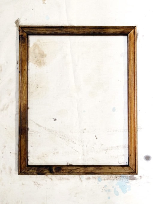 Stained Frame