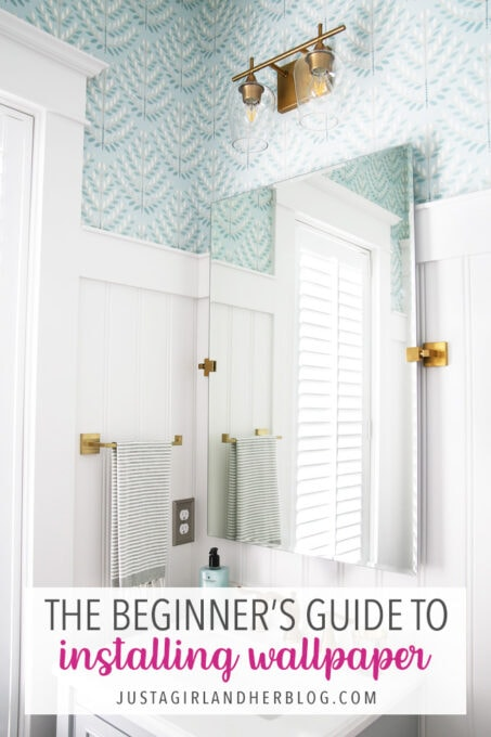 The Beginner's Guide to Installing Wallpaper