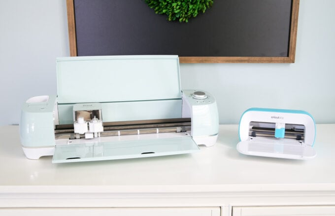Cricut Explore Air 2 and Cricut Joy